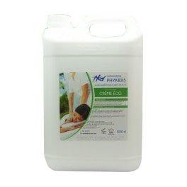 Crème de massage éco 5 L pompe incluse