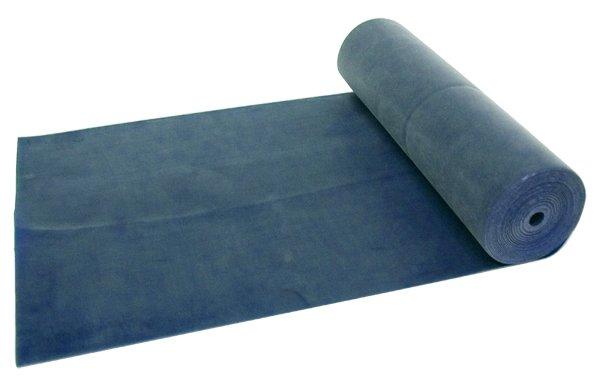 Bande élastique de rééducation très dure - 5,5 m (bleu)