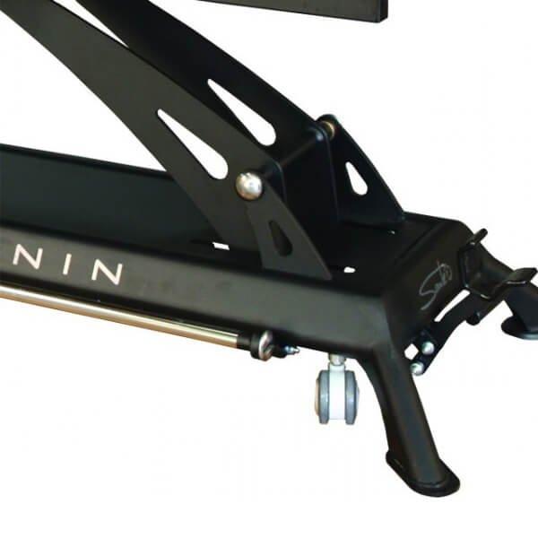 Coloris châssis noir pour table électrique Genin
