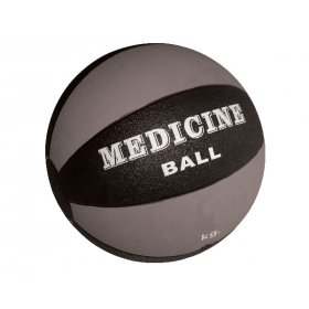 MEDECIN BALL  27 CM 5 KG GRIS