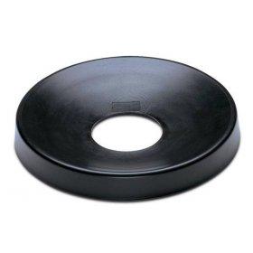 Range ballons - socle noir