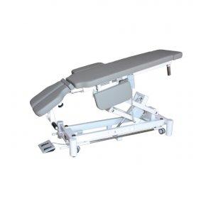 Table électrique 5 plans d'ostéopathie Genin Atoll pariétiale - viscé rale - crânienne GT 3164