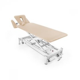TABLE ELECTRIQUE 4 PLANS CHATTANOOGA GALAXY 4 TETIERE/REPOSE BRAS/ 2 ROUES