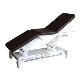 Table électrique 3 plans Genin Espace proclive/plateau jambiers decli ve GT 3173