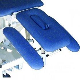 Accoudoirs plongeants pour table électrique Genin