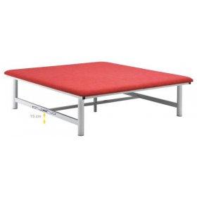 Table fixe Bobath Ferrox Tiepolo 200 x 190 x 50 cm mécanique