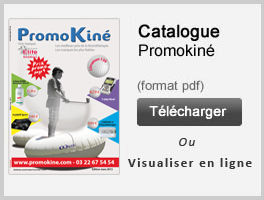 Catalogue Promokiné