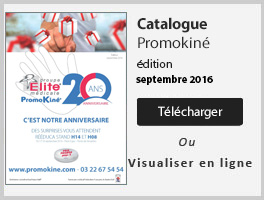 Catalogue Promokiné édition mars2016